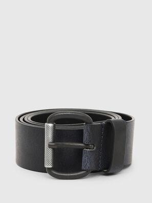B-DIVISION, Dark Blue - Belts