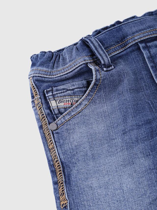 Diesel - KROOLEY-JOGGJEANS-B-N, Blue Jeans - Jeans - Image 3