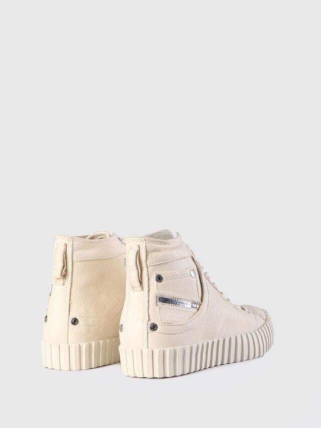 Diesel S-EXPOSURE CMC W, White - Sneakers - Image 3