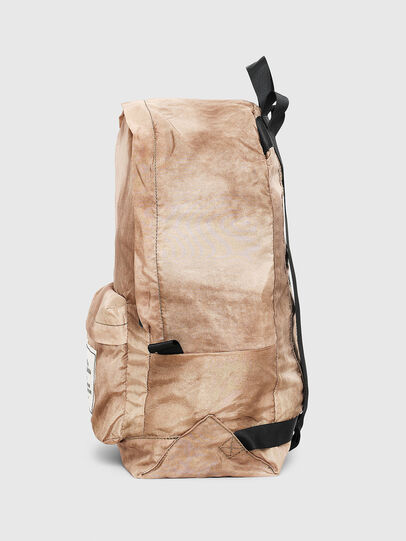 Diesel - BAPAK, Light Brown - Backpacks - Image 3