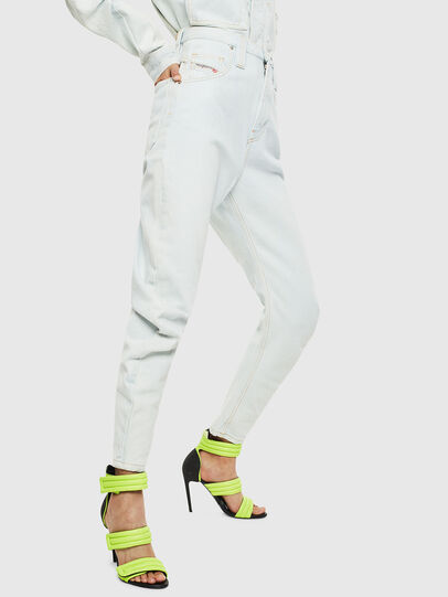 Diesel - DE-PLATA-R, Light Blue - Pants - Image 6