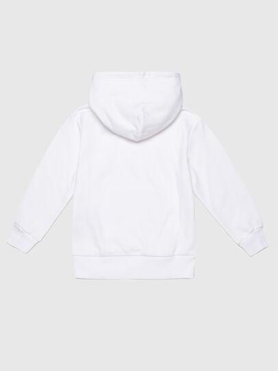 Diesel - SGIRKHOOD OVER, White - Sweaters - Image 2