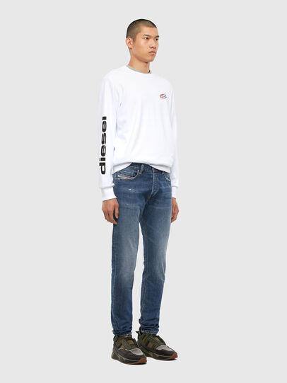 Diesel - S-GIRK-K14, White - Sweaters - Image 5