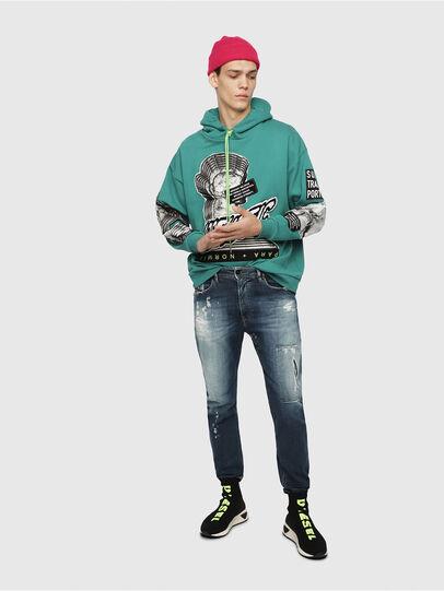 Diesel - S-KB MID ATHL SOCK,  - Sneakers - Image 6