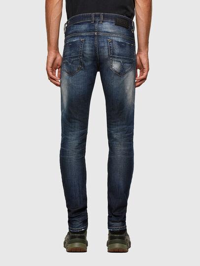 Diesel - Thommer 009JT, Dark Blue - Jeans - Image 2