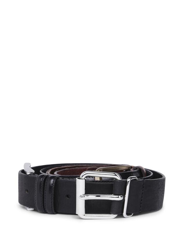 Diesel - GMBELT3, Black/Brown - Belts - Image 1