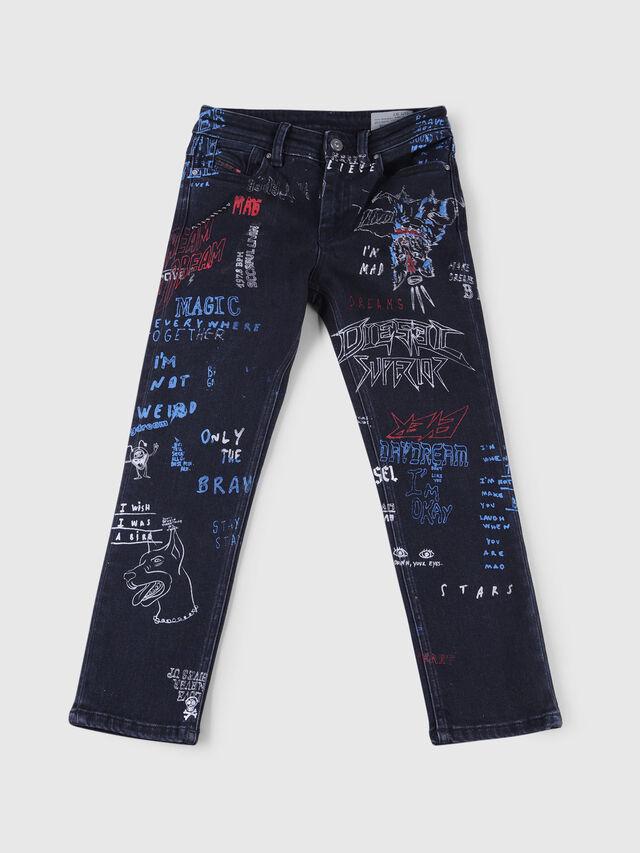 Diesel - REEN-J-N, Black Jeans - Jeans - Image 1