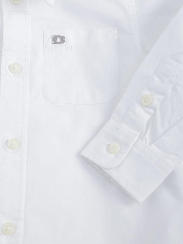 Diesel - CINDYB, White - Shirts - Image 3