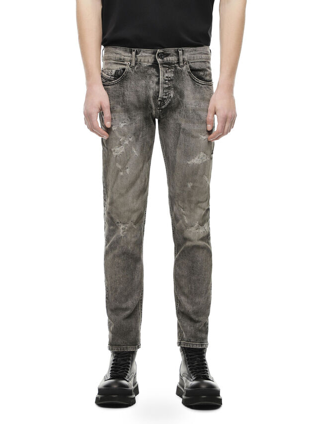 Diesel - TYPE-2813FS, Grey Jeans - Jeans - Image 1