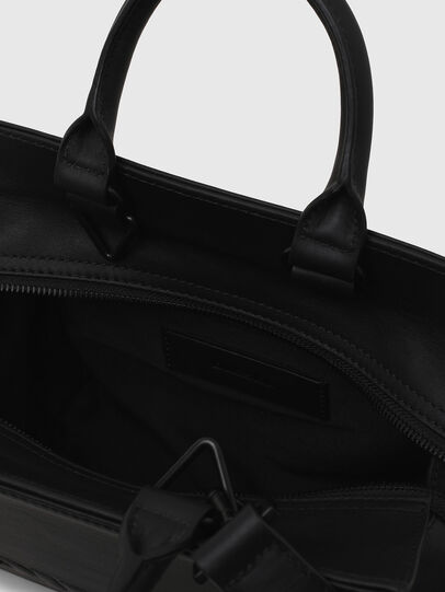 Diesel - PIRITE, Black - Satchels and Handbags - Image 4