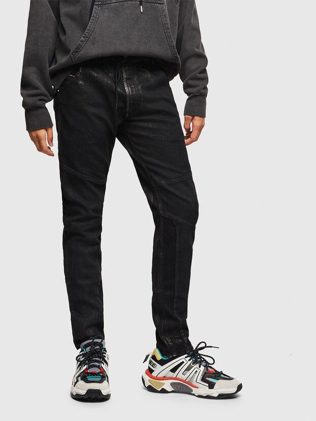 D-Luhic JoggJeans 0092W, Black/Dark grey - Jeans