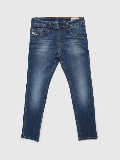 Diesel - THOMMER-J, Medium blue - Jeans - Image 1