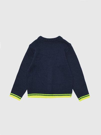 Diesel - KAPIB, Blue/Green - Knitwear - Image 2
