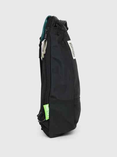 Diesel - BODHIO WP, Black - Crossbody Bags - Image 3