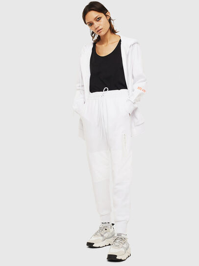 Diesel - P-ORTEX, White - Pants - Image 9