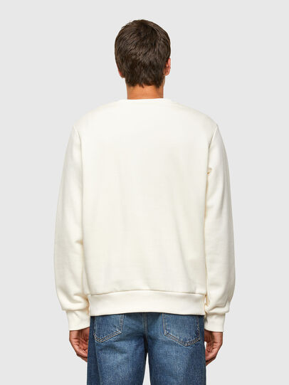 Diesel - S-GIRK-N81, White - Sweaters - Image 3