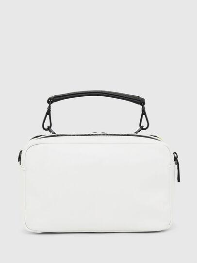 Diesel - FUTURAH, Yellow Fluo - Crossbody Bags - Image 2