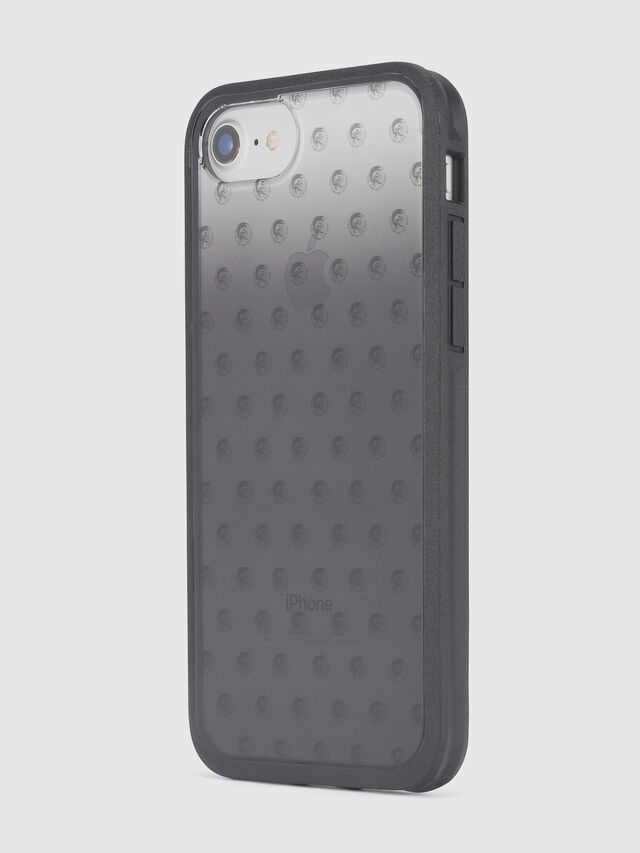 Diesel MOHICAN HEAD DOTS BLACK IPHONE 8/7/6s/6 CASE, Black - Cases - Image 5