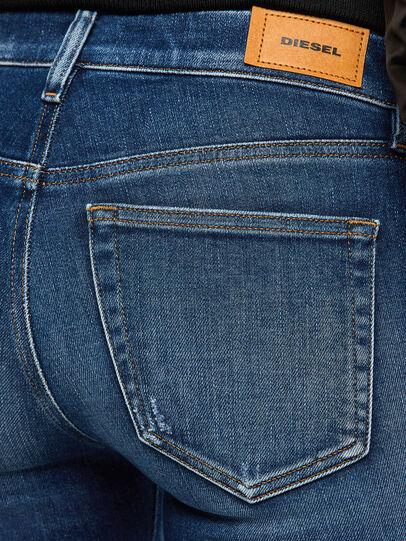 Diesel - Slandy 009CX, Medium blue - Jeans - Image 4