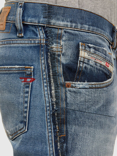 Diesel - D-Strukt 009GE, Medium blue - Jeans - Image 5