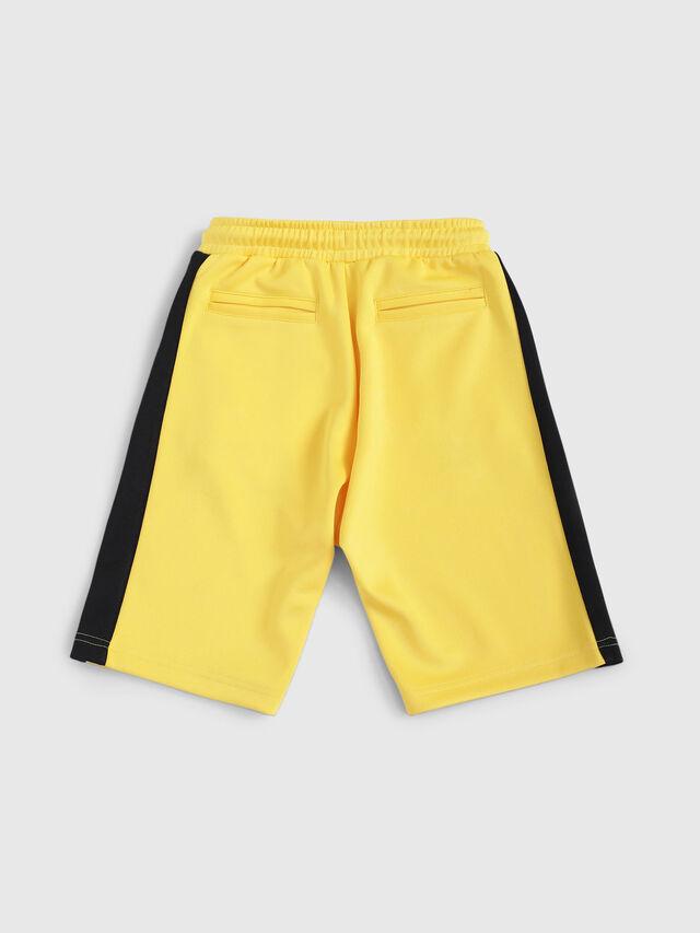 Diesel - PSKASH, Yellow - Shorts - Image 2