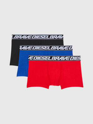 UMBX-DAMIENTHREEPACK, Red/Blue - Trunks