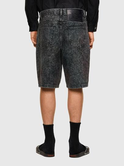 Diesel - D-MAXS-SP, Black - Shorts - Image 2