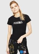 T-SUPERY, Black - T-Shirts