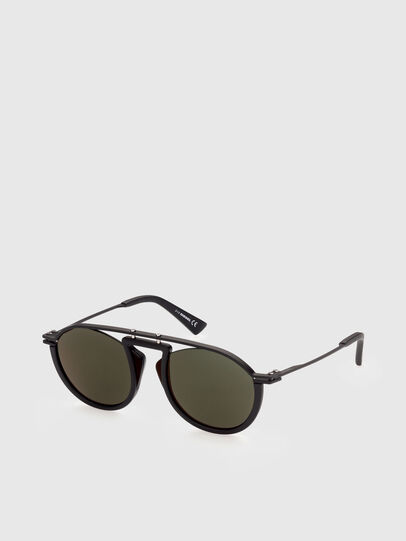 Diesel - DL0337,  - Sunglasses - Image 2