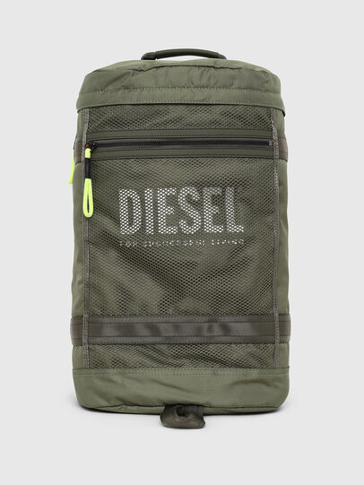 Diesel - MALU, Olive Green - Backpacks - Image 1