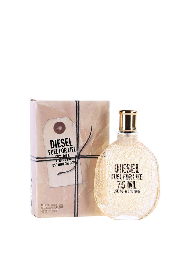 Diesel FUEL FOR LIFE WOMAN 75ML, Generic - Fuel For Life - Image 1