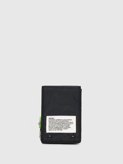 Diesel - ANKO WP, Black - Crossbody Bags - Image 1