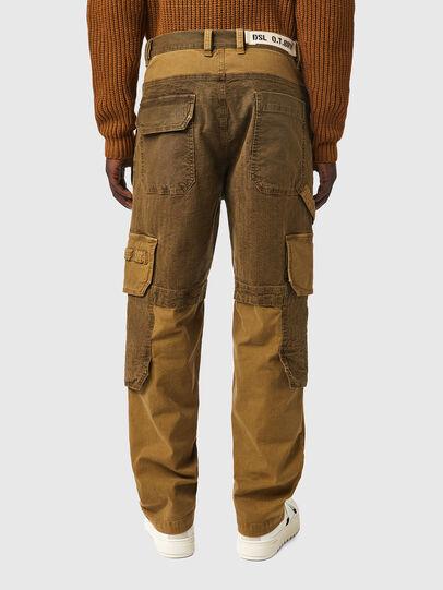 Diesel - D-Multy JoggJeans® 0AFAE, Brown - Jeans - Image 2