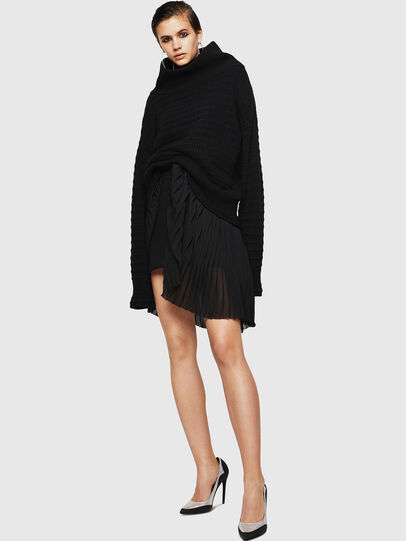 Diesel - MELLEY, Black - Knitwear - Image 6