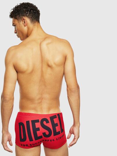 Diesel - BMBX-HERO, Red - Swim trunks - Image 2