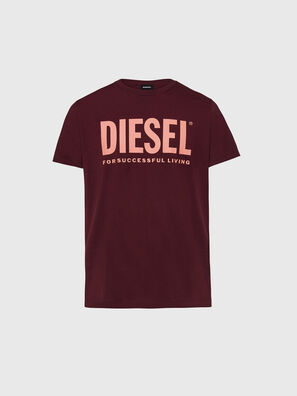 T-DIEGO-LOGO, Red - T-Shirts