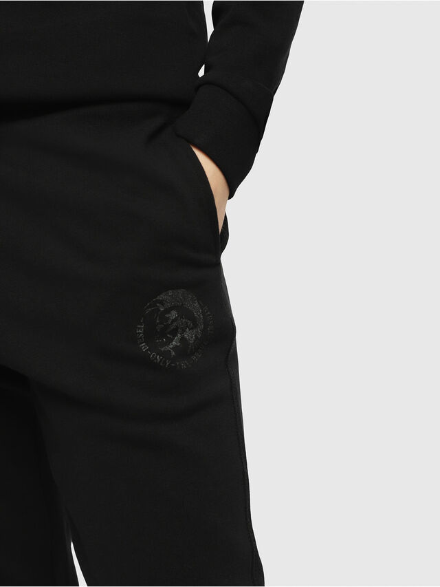 Diesel UFLB-ELTON, Black - Pants - Image 4