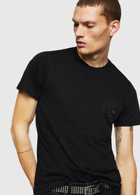 T-DIEGO-POCKET-B1, Black