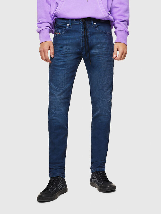 Thommer JoggJeans 0098H, Medium blue - Jeans