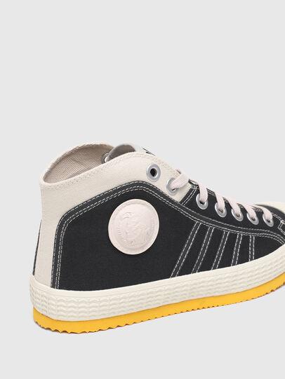 Diesel - S-YUK MC W, Black/Yellow - Sneakers - Image 6