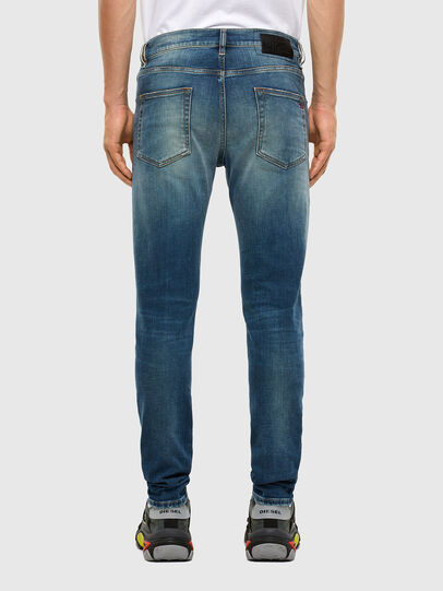 Diesel - D-Strukt 009IT, Medium blue - Jeans - Image 2