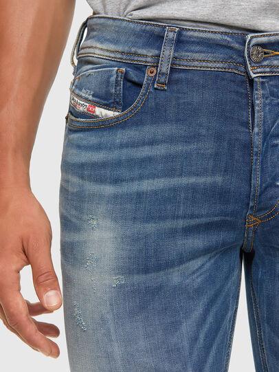 Diesel - Sleenker 009FC, Medium blue - Jeans - Image 3