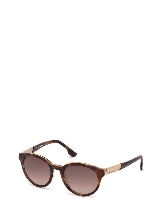 Diesel - DM0186, Brown - Eyewear - Image 4