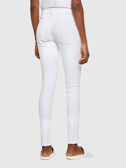 Diesel - Slandy 086AC, White - Jeans - Image 2