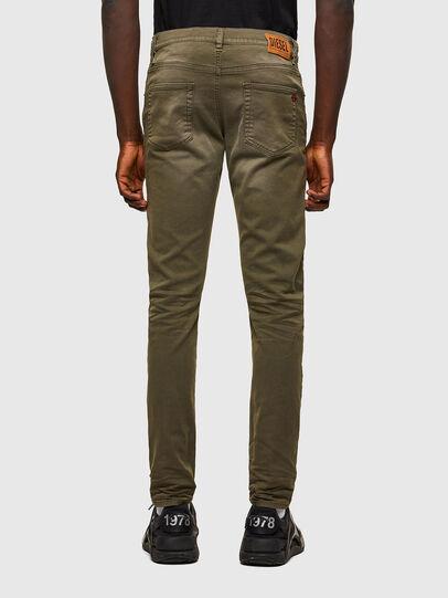 Diesel - D-Strukt JoggJeans® 0670M, Military Green - Jeans - Image 2