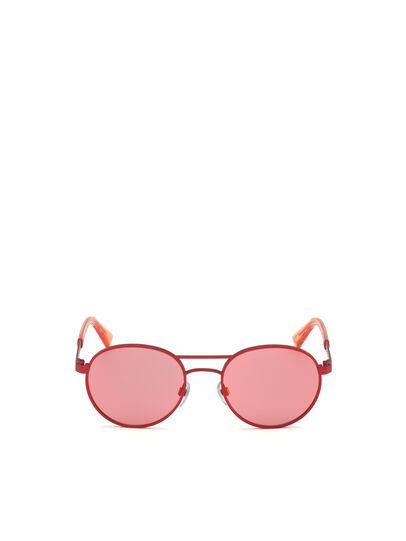 Diesel - DL0265, Pink - Sunglasses - Image 1