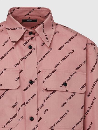 Diesel - S-JESSTA, Pink - Shirts - Image 3
