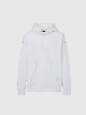 S-ALBYSEAM, White - Sweaters