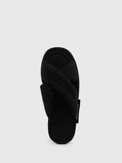 Diesel - SA-MERY X, Black - Sandals - Image 5