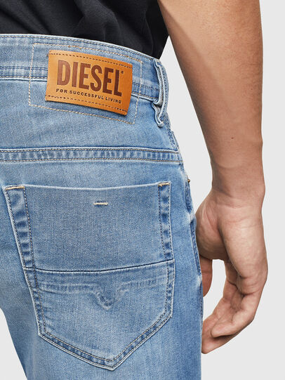 Diesel - Thommer 069MN, Light Blue - Jeans - Image 4